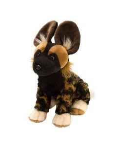 12'' African Wild Dog Plush