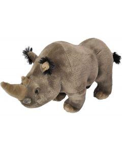"Plush 12"" White Rhino"