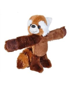 9'' Red Panda Hugger Plush