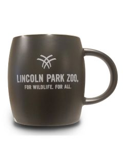 ''For Wildlife'' Lion Logo Mug