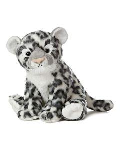 12'' Snow Leopard Plush