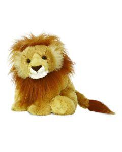 12'' Lion Male Plush