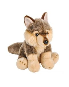 12'' Red Wolf Plush