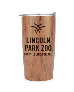 Lincoln Park Zoo Branded Double Wall Stainless Steel Tumbler