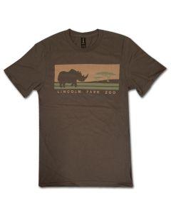 Rhino Lines Tee